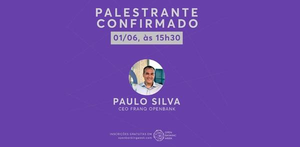 Palestra no Open Banking Week